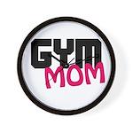 Gym Mom Wall Clock