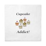 Cupcake Addict Queen Duvet