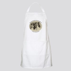 Vintage Shelties Apron