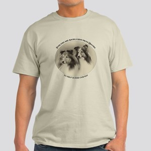 Vintage Shelties Light T-Shirt