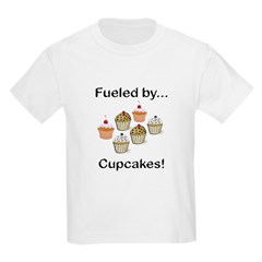 Fueled by Cupcakes T-Shirt