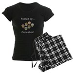 Fueled by Cupcakes Women's Dark Pajamas