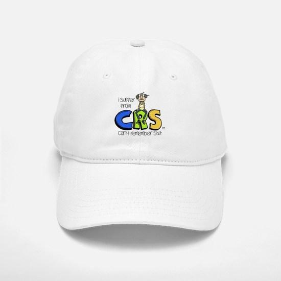 Male CRS Baseball Baseball Cap