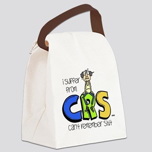 Male CRS Canvas Lunch Bag