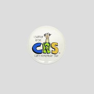 Male CRS Mini Button