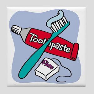 Dentist Tile Coaster