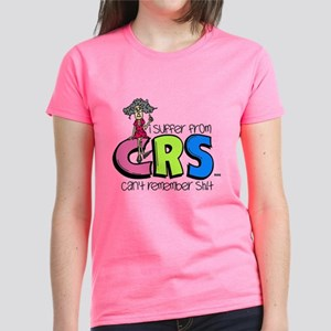 Female CRS Women's Dark T-Shirt