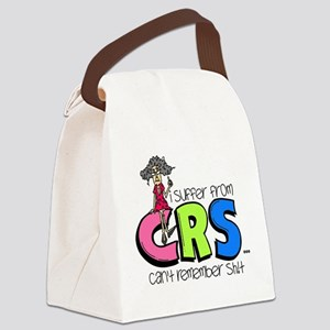 Female CRS Canvas Lunch Bag