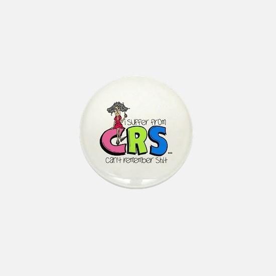 Female CRS Mini Button