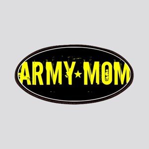 U.S. Army: Mom (Black & Gold) Patch