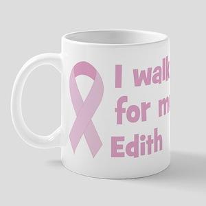 Walk for Edith Mug