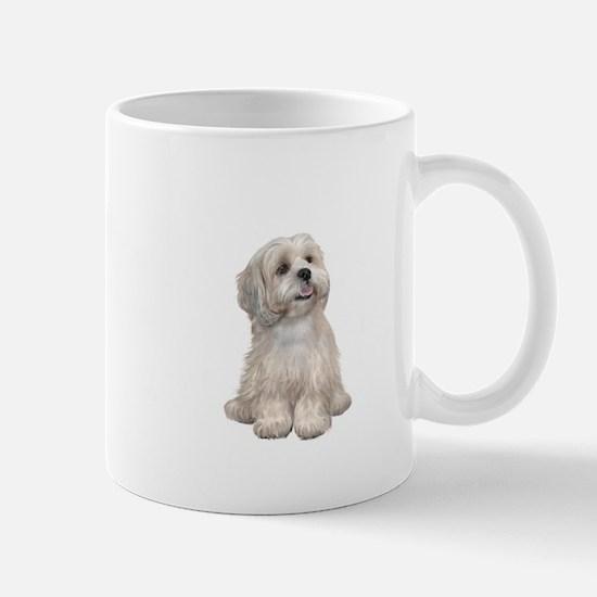 Lhasa Apso (R) Mug