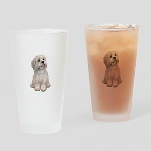 Lhasa Apso (R) Drinking Glass