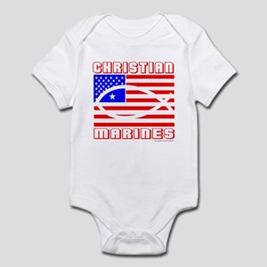 MARINES Infant Bodysuit
