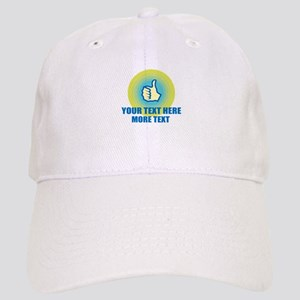 Thumbs Up | Personalized Baseball Cap