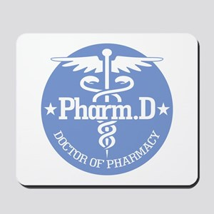 Caduceus Pharm.D Mousepad