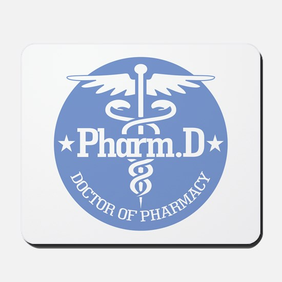Caduceus Pharm.D Mousepad