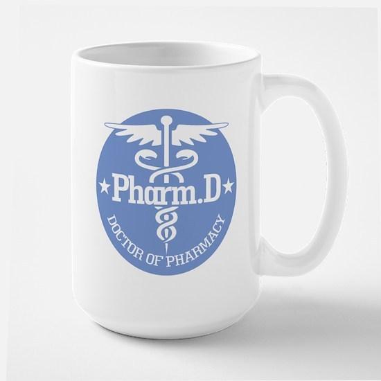 Caduceus Pharm.D Mugs