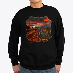 Grand Canyon Sunset Sweatshirt (dark)