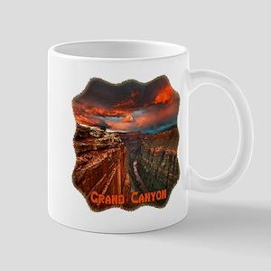 Grand Canyon Sunset Mug