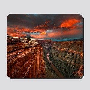 Grand Canyon Sunset Mousepad