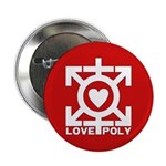 Love Poly Red Button