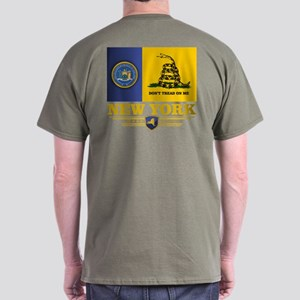 New York Gadsden Flag T-Shirt