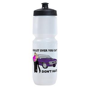 Stud Water Bottles - CafePress 971064990640