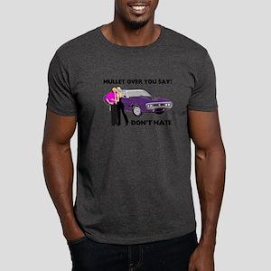 Mullet Over Think Again Dark T-Shirt