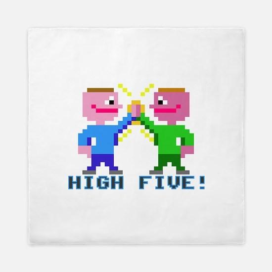 High Five! (v2) Queen Duvet