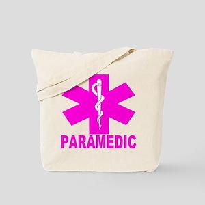 Hot Pink Paramedic Tote Bag