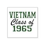 Vietnam Class of 1965 Sticker