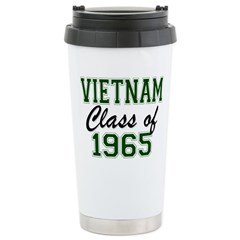 Vietnam Class of 1965 Travel Mug