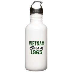 Vietnam Class of 1965 Water Bottle