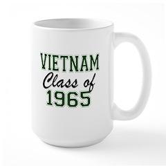 Vietnam Class of 1965 Mugs