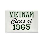 Vietnam Class of 1965 Magnets
