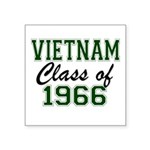 Vietnam Class of 1966 Sticker