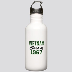 Vietnam Class of 1967 Water Bottle