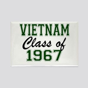 Vietnam Class of 1967 Magnets