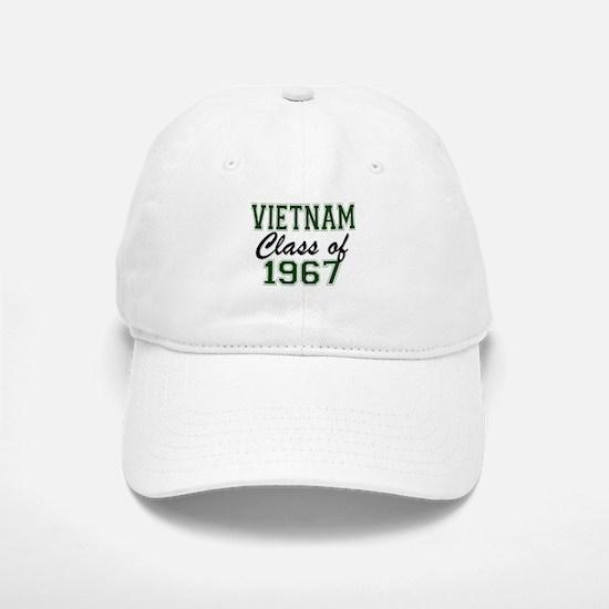 Vietnam Class of 1967 Baseball Cap