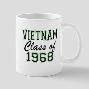 Vietnam Class of 1968 Mugs