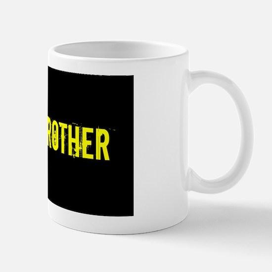 U.S. Army: Brother (Black & Gold) Mug