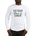 Vietnam Class of 1969 Long Sleeve T-Shirt