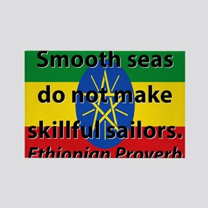 Smooth Seas Do Not Make Magnets