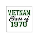 Vietnam Class of 1970 Sticker