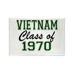 Vietnam Class of 1970 Magnets