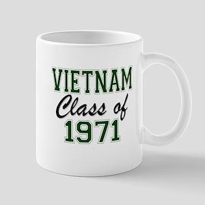 Vietnam Class of 1971 Mugs