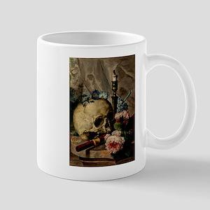 Vintgage Skull Mug