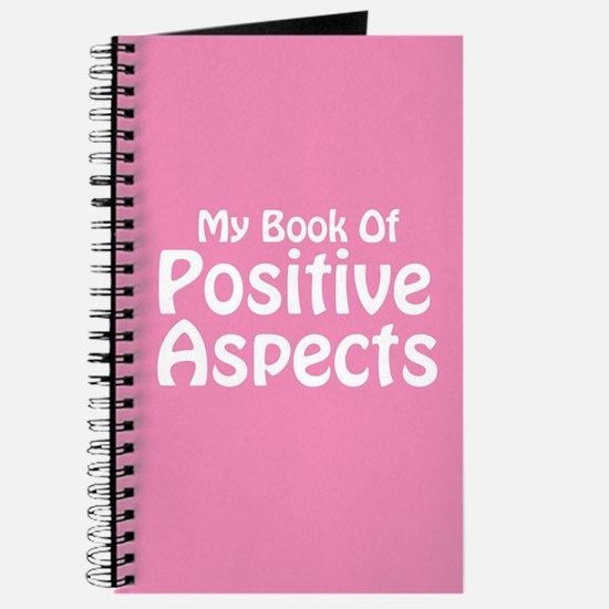 My Book Of Positive Aspects Journal