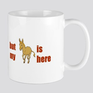 Homesick for Nebraska Mug
